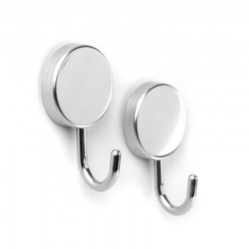Steel MAMBA magnetic hooks from Trendform 2-pack