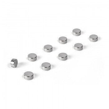 Steely magnets 6x3 mm. from Trendform