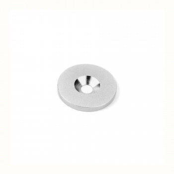 Metal ring 27 mm. with M3 screw hole