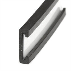 C-profiles size 40x10 mm. 10-pack, magnetic