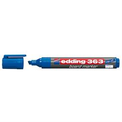 Edding board marker 363. Blue (1-5 mm).