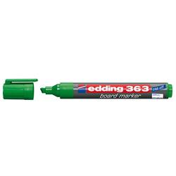 Edding board marker 363. Green (1,5-5 mm)