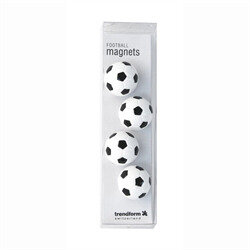 Football magnets 4 pack.