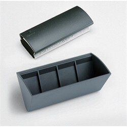 Legamaster board assistant TZ415 (2-piece set) Dark grey.