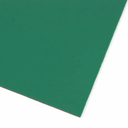 Green magnetic sheet A4