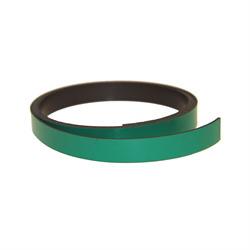 Green magnetic foil 10 mm.