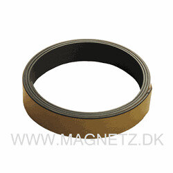 25 mm. magnetic tape self-adhesive