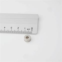 Ring magnet 10x4x5 mm. neodymium