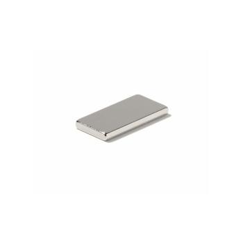 Power magnet 20x10x2 mm. block