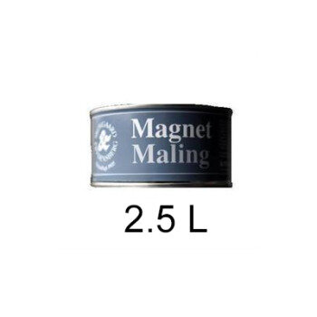 Magnetic paint 2.5 litre