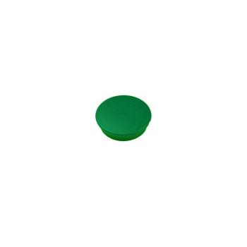 Green round mini magnet Boston Xtra