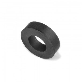 Ferrite ring magnet 30x16x8 mm.