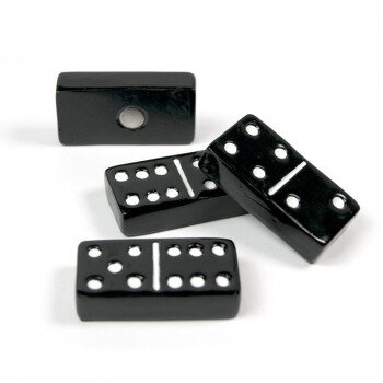 Magnetic dominos from Trendform 4-pack