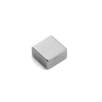 Power magnet block 15x15x8 mm.
