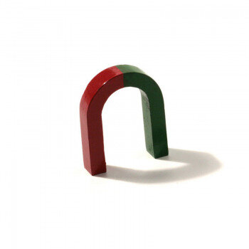 Horseshoe magnet 50x40 mm small