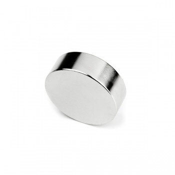 Power magnet, Disc 30x10 mm. (strong neodymium magnet)