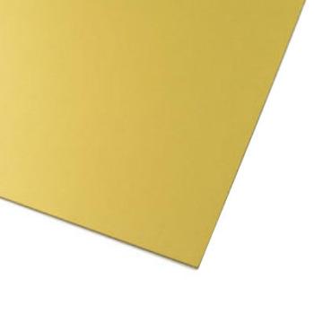Gold foil size A4 - flexible magnetic foil