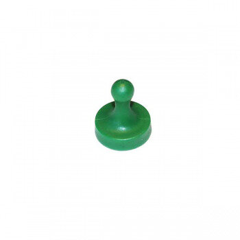Strong magnet green Ludo Maxi from Magnetpartner, 2.5 kg.