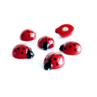 Ladybird magnet 6 pack from Trendform