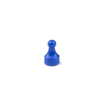 Blue Ludo magnet