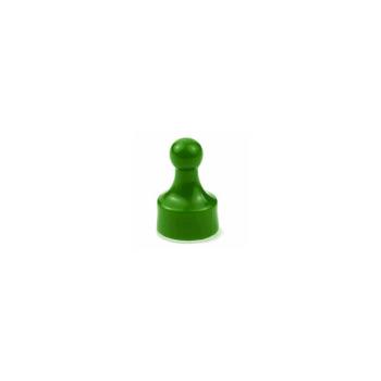 Green Ludo magnet