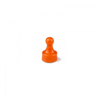 Orange LUDO magnet