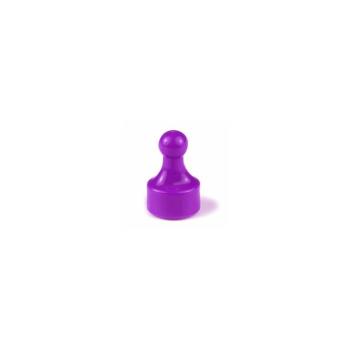 Purple Ludo magnet