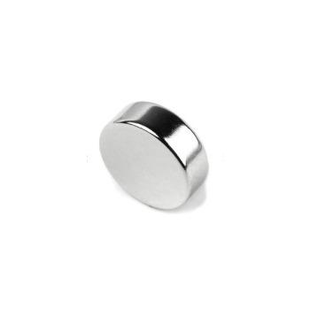 Power magnet of neodym 20x6 mm.