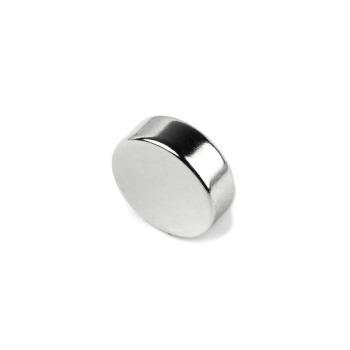 20x7 mm. power magnet disc of neodym N42.