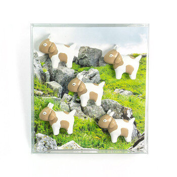 Magnetic goats 5 pack from Trendform.